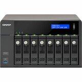 Qnap TVS-871-i3-4G-EU NAS Cene