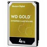Western Digital WD Gold 4TB WD4003FRYZ, 7200rpm, 256MB hard disk Cene