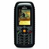 Alpha R1 crni mobilni telefon Cene