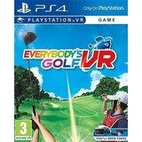 Sony PS4 Everybodys Golf VR  Cene