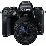 Canon EOS M50 Body + EF-M 18-150mm IS STM MILC crni digitalni fotoaparat Cene