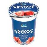 Mlekara Subotica grekos grčki tip jogurta sa jagodom 400g čaša  cene
