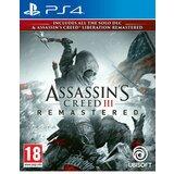 Ubisoft PS4 Assassin''s Creed 3 Remastered and Liberation Remastered igra  Cene