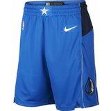 Nike muški šorc za košarku DAL M NK SWGMN SHORT ROAD 18 plava AJ5599  Cene
