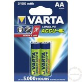 Varta Longlife Accu HR6 2100mAh bli2 baterija za digitalni fotoaparat Cene
