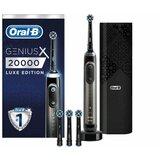 Oral-b Genius X 20000 Luxe Edition Black električna četkica za zube  Cene