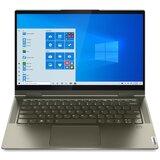 "Lenovo Yoga 7 14ITL5 Win10 Pro/14""IPS FHD Touch/i5-1135G7/16GB/1TB SSB/FPR/dark moss 82BH00A1YA laptop  Cene"