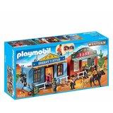 Playmobil kaubojski grad 70012  Cene