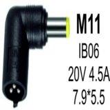 Gembird NPC IB06 M11 90W 20V 4.5A, 7.9x5.5mm PIN konektor za punjač  cene