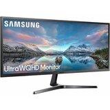 "Samsung LS34J550WQRXEN 34"", 3440x1440, 60Hz, 4ms, IPS monitor  cene"