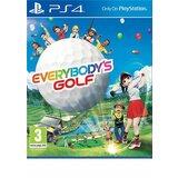 Sony PS4 igra Everybody's Golf  Cene