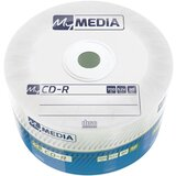 Mymedia CD-R 52X 50PK WRAP 700MB 69201 disk cene