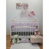 Bebbco posteljina za bebe sa pletenicom (2537)  Cene