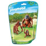 Playmobil orangutan porodica  Cene