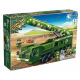 Banbao igračka vojni kamion sa raketom 6202  Cene