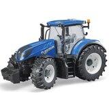 Bruder traktor plavi (55835)  Cene