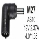 Gembird NPC AS10 M27 45W 19V 2.37A, 4.0x1.35mm konektor za punjač  cene