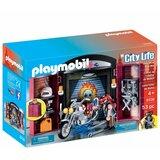 Playmobil bike shop 9108  Cene