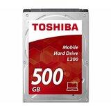 Toshiba SATA III 8MB 5.400rpm HDWK105UZSVA L200 series hard disk cene