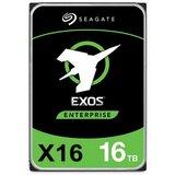 Seagate 16TB 3.5 SATA III 256MB 7200rpm ST16000NM001G Exos X16 HDD hard disk  Cene
