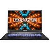 "Gigabyte A7 X1 17.3"" FHD 144Hz AMD Ryzen 9 5900HX 16GB 512GB SSD GeForce RTX 3070P 8GB Win10Home laptop  Cene"