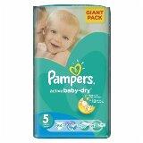 Pampers active baby-dry pelene 5 64 komada  Cene