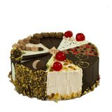 Torta Ivanjica Mix 8 - okrugla torta  Cene