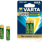 Varta Proffesional Accu HR03 1000mAh bli2 baterija za digitalni fotoaparat Cene