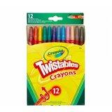 Crayola set mirišljavih mini twisty voštanih bojica  cene