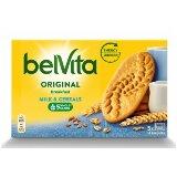 Belvita milk & cereals integralni keks 225g  cene
