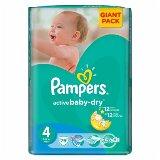 Pampers active baby-dry pelene 4 maxi 76 komada  Cene
