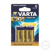 Varta Longlife alkalna LR14 baterija za digitalni fotoaparat Cene