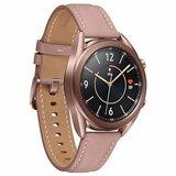 Samsung Galaxy Watch 3 41mm BT (SM-R850NZDAEUF) pametni sat bronzani  Cene