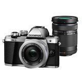 Olympus OM-D E-M10 Mark II 14-42mm EZ + 40-150mm EZ digitalni fotoaparat cene