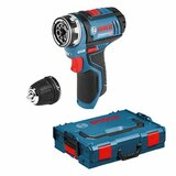 Bosch akumulatorska bušilica/odvrtač GSR 12V-15 FC + GFA 12 B, solo 06019F6002  Cene