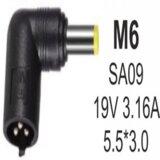 Gembird NPC SA09 M6 60W 19V 3.16A, 5.5x3.0mm PIN konektor za punjač  cene