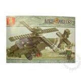Sluban kocke vojni helikopter 204 kom  Cene
