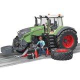 Bruder traktor zeleni (55827)  Cene