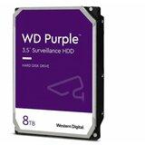 Western Digital 8TB SATA3 WD84PURZ Purple hard disk  Cene