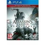 Ubisoft PS4 Assassins Creed 3 Remastered  Cene