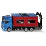 Siku igračka kamion sa kontejnerom za izgradnju 3556  Cene