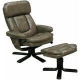 Emmezeta Panama relaks fotelja sa tabureom siva (78x87x98cm)  cene