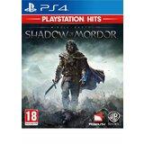 Warner Bros PS4 Middle-Earth Shadow of Mordor Playstation Hits igra  Cene