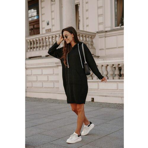 Lemoniade Ženska haljina LSG132 crna | siva  Cene