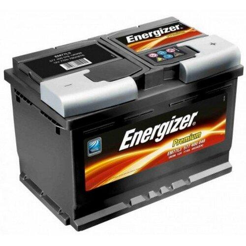 Energizer akumulator 12V77Ah D+ Premium Slike