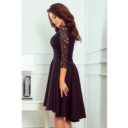 NUMOCO Ženska haljina 210 NICOLLE tamnocrvena  Cene