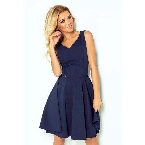 NUMOCO Ženska haljina bez rukava 114 plava  Cene