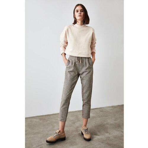 Trendyol Ženske pantalone Trendyol Monochrome  Cene