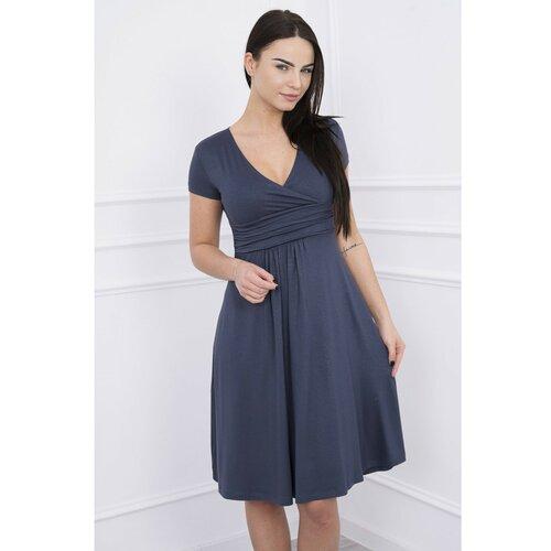 Kesi Ženska haljina Detaljno plava  Cene