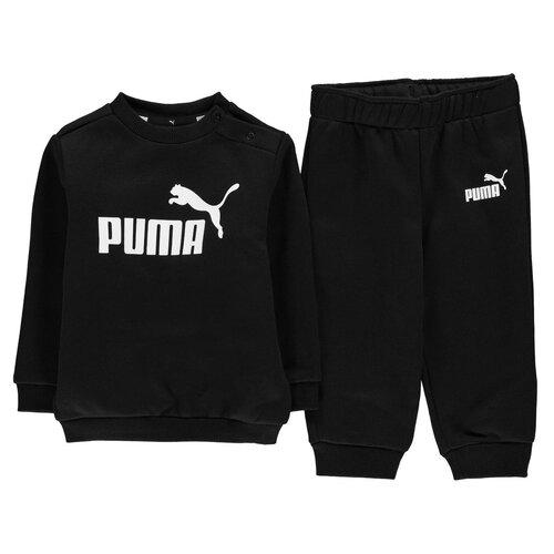 Puma Dečija trenerka Fleece black  Cene